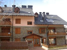 Apartamentos Baqueira & Aigüestortes con jardín privado, Esterri d'Àneu