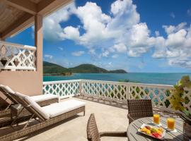 Curtain Bluff - All Inclusive