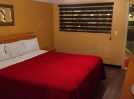 Hotel Boulevard Mexicali