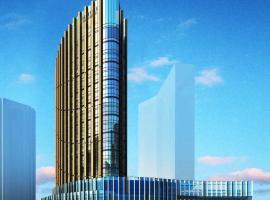 Qilu Luxury Blue Horizon Hotel