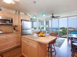 Puako Beach Penthouse 405