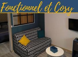 Charmant petit appartement au centre ville de Brioude