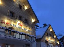 Auberge d+ Valloire-Galibier