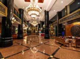金馬崙高原世紀松園度假酒店
