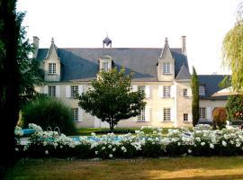 Château de la Ronde, Vivy (рядом с городом Neuillé)