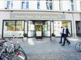 Pension Peters – Das andere Hotel