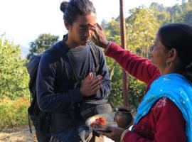 Manju Vatika (holy hills)
