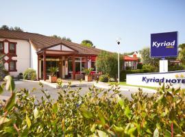 Kyriad Nîmes Ouest, Ним (рядом с городом Saint-Césaire)