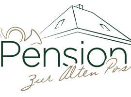 Pension Zur Alten Post