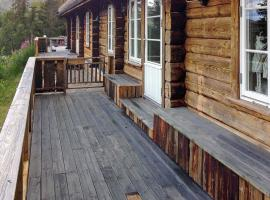 Holiday home rjukan II