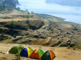 Bhandardara Wild lake Camping