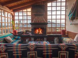 Cuscungo Cotopaxi Hostel & Lodge