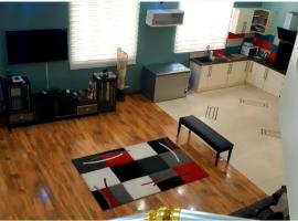 Luxury Two Bedroom Penthouse at International Airport Road Ikeja