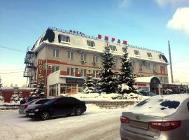 Гостиница Вираж