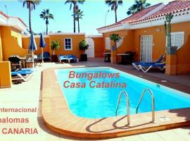Vista Casa Catalina
