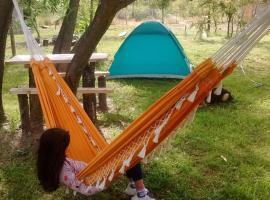 camping frodo bolsón