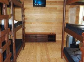 Boys Dorm #1 near Little River Canyon