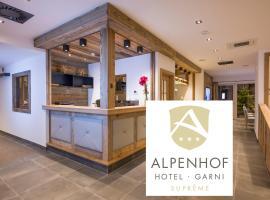 Alpenhof Hotel Garni Suprême