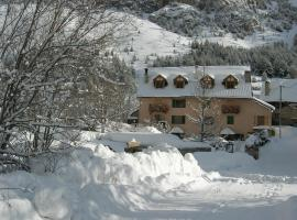 Auberge La Cleida, Névache