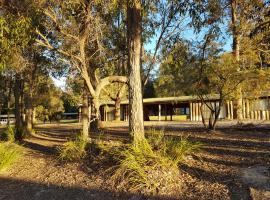 Woodbine Park Eco Cabins