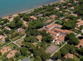 Residence Airone, Orbetello (Santa Liberata yakınında)