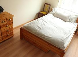 Simple and cozy room near Alexanderplatz