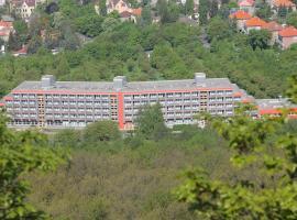 Hotel Panorama, Teplice (Prosetice yakınında)