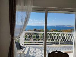 Athens Luxury First Line Sea View Apartment