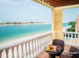 Dream Inn Dubai - Executive Palm Beach Villa