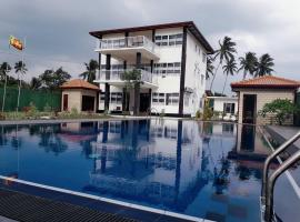 BLUE BEACH VILLA