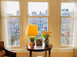 Canal View B&B Amsterdam