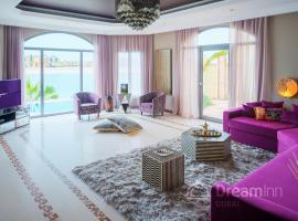 Dream Inn Dubai - Arabian Retreat Palm Villa