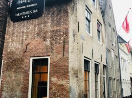 City Lofts den Bosch (Old Town)