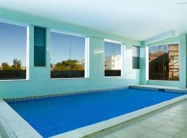 B26 - Palmeiras Top-Floor Apartment