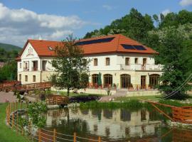 Aranybánya Hotel, Telkibánya (рядом с городом Abaújvár)