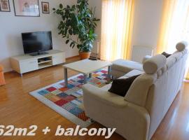 EEL accommodation Brno