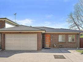 West Ryde New 3 Bedroom House with Parking