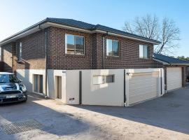 West Ryde Large 4 Bedroom Town House