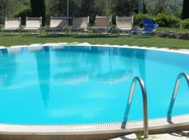 Affittacamere Villa Bagno Santo, Saturnia