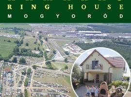 Kamarás Ring House
