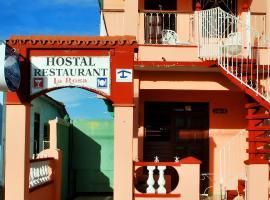 Hostal-restaurant La Rosa