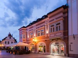 Barokk Hotel Promenád, Győr