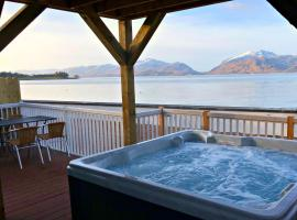 Beach Houses with Hot Tubs