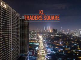 KL Traders Square Apartment