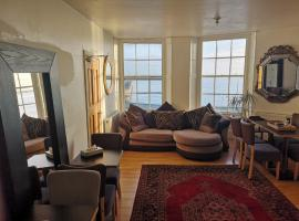 Whole flat next to Dover Port with parking