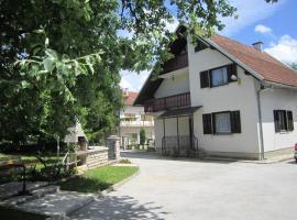 Guest House Sveti Marko Gacka, Оточац (рядом с городом Sinac)