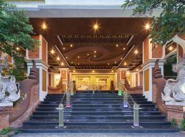 Floral Hotel · Dolphin Circle Pattaya