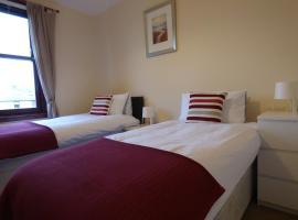 Beechwood Park - Sleeps 4 easy access to Edinburgh