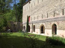 La Forge, Rustrel (рядом с городом Caseneuve)