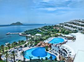 Yasmin Bodrum Resort, Turgutreis (in de buurt van Gumusluk)